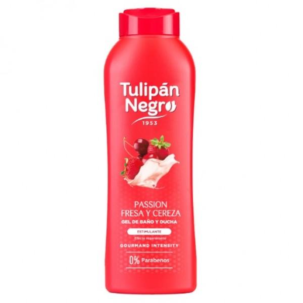 Tulipan Negro Gel Red Fruit 720 ml