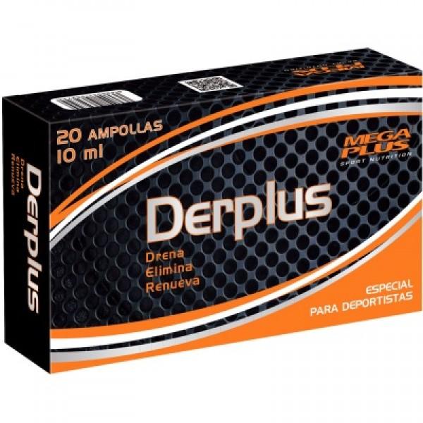 Derplus (drenador hepatico)