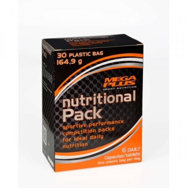 Nutritional pack megaplus