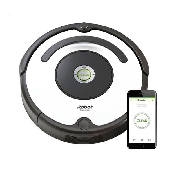 Irobot roomba 675 robot aspirador inteligente programable a través de app irobot home