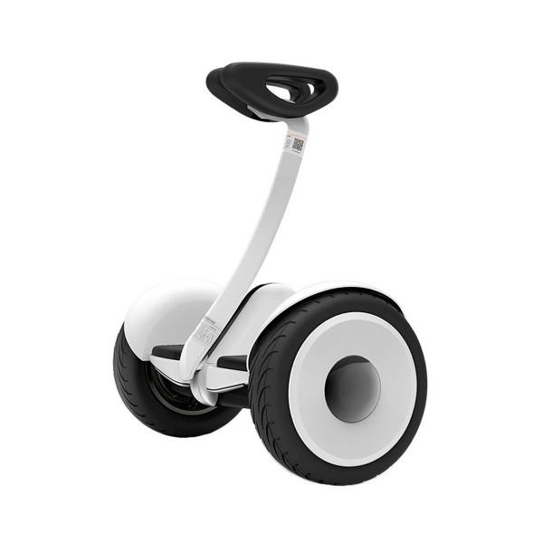 Xiaomi ninebot s blanco n3m240 patinete eléctrico hasta 16km/h y 22km de autonomía con auto equilibrio