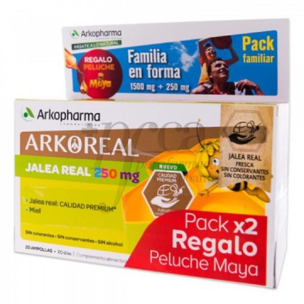 ARKOREAL PACK FAMILIAR JALEA REAL + REGALO PROMO