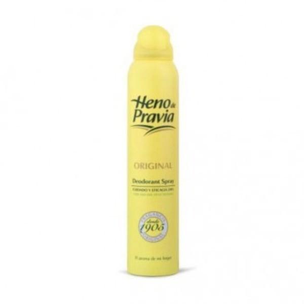 Heno de Pravia desodorante  Original 250 ml
