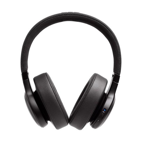Jbl live 500 bt negro auriculares over-ear inalámbricos bluetooth manos libres asistente de voz